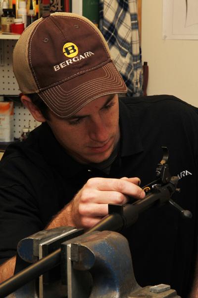 Bergara Custom Gunsmith Phillip Wimer