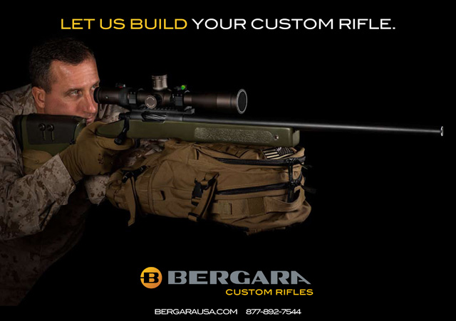 Why Order Your Custom Bergara Rifle Today