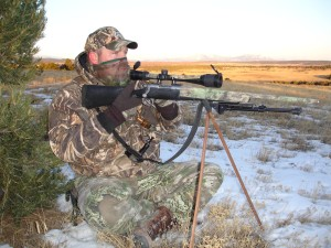 Scope choice for varmint rifle is important