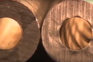 Properly Drilling a Rifle Barrel