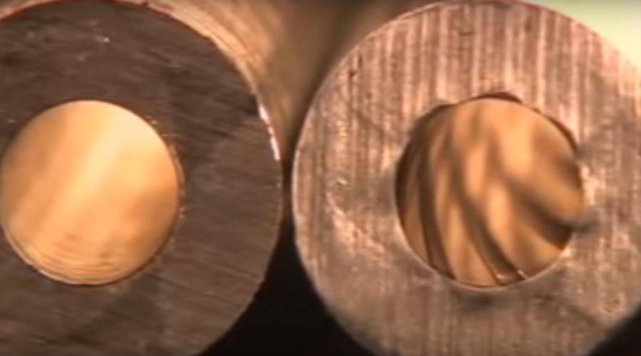 Properly Drilling a Rifle Barrel