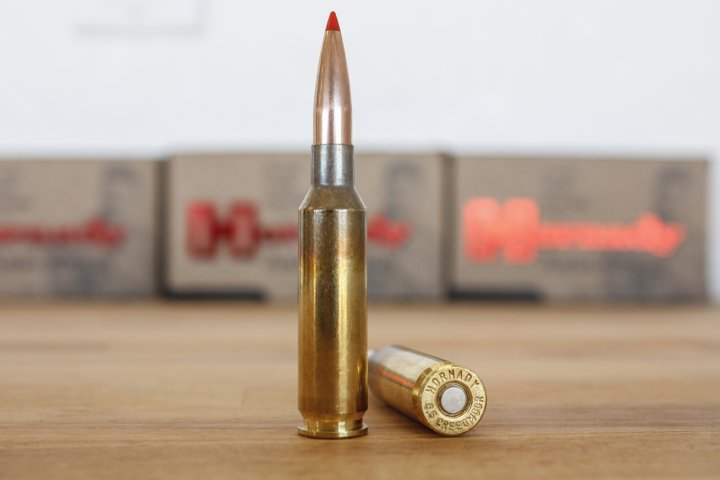 The light-kicking, hard-hitting, far-shooting 6.5 Creedmoor was developed by Hornady in 2007.