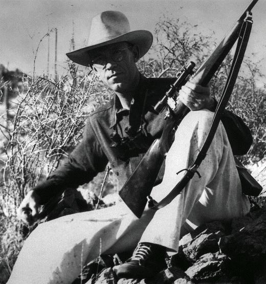 A young Jack O'Connor, circa 1939, led the charge for the .270 Winchester, one of the world's most popular all-around cartridges.
