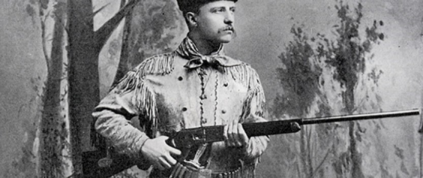 The Hunter-Conservationist: Theodore Roosevelt
