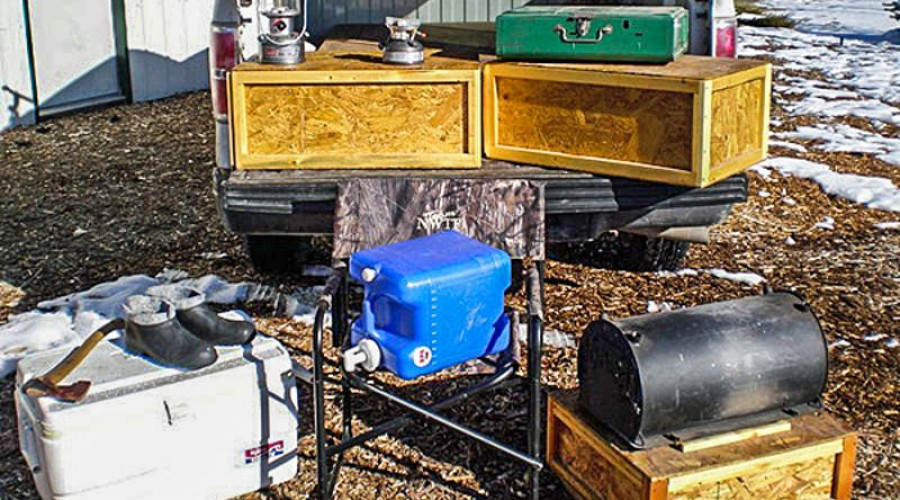 10 Tips for the Truck-Camping Hunter