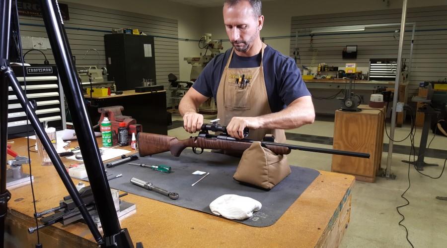 The Men Behind Bergara Rifles: Dan Hanus