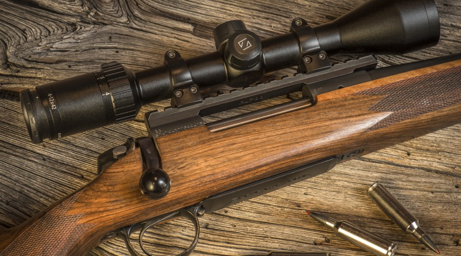 The B-14 Woodsman is a Great Youth Rifle