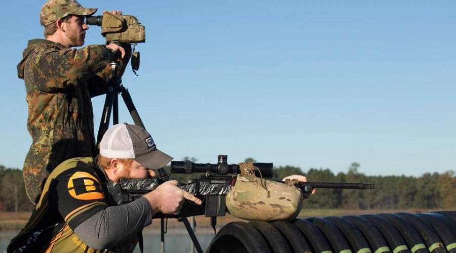 Talking Shooting Competitions with Gunsmith Aaron Dearborn