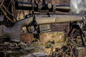 Bergara HMR Rifle Up Close