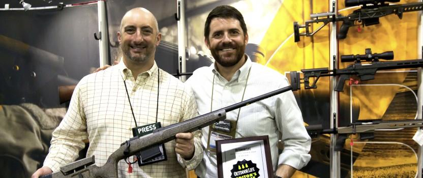 The Bergara B-14 Hunting and Match Rifle (HMR) Wins the Outdoor Life  Editor's Choice Award