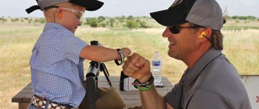 NRA's American Rifleman Experiences the Bergara Experience